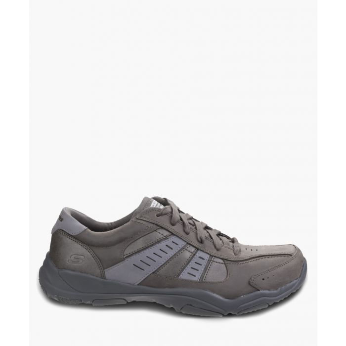 Image for Larson nerick charcoal trainers