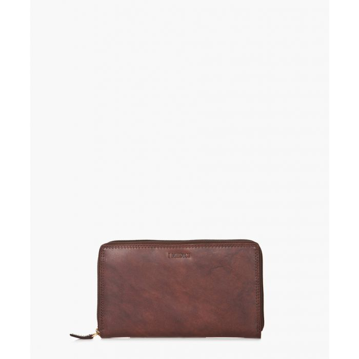 Image for Dark brown purse