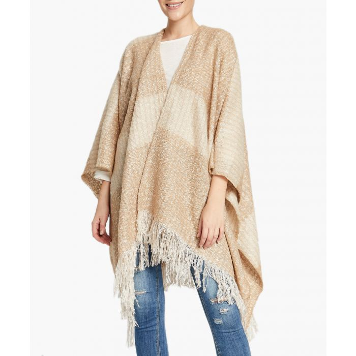 Image for White poncho