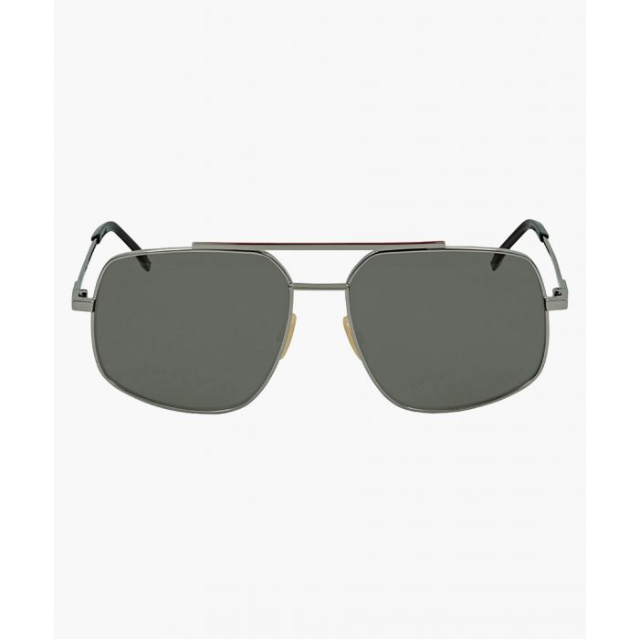 Image for Ruthenium and grey sunglasses