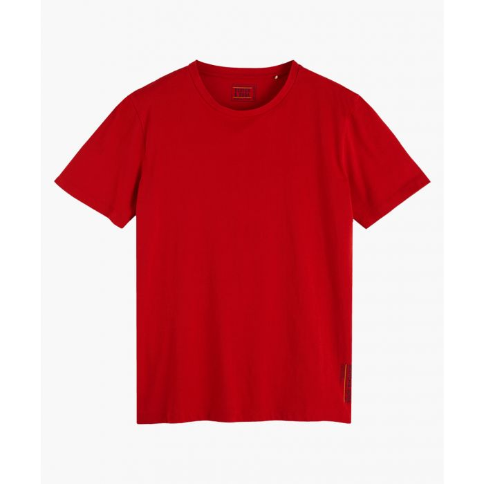 Image for Red light jersey crew neck T-shirt