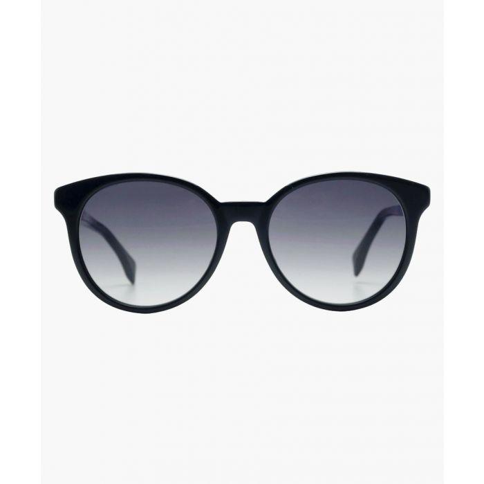 Image for Fendi SUNGLASSES BLACK / DKGRAY GRADIENT