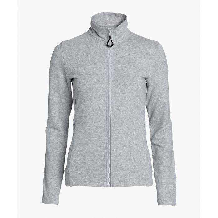 Image for Dagny grey track jacket