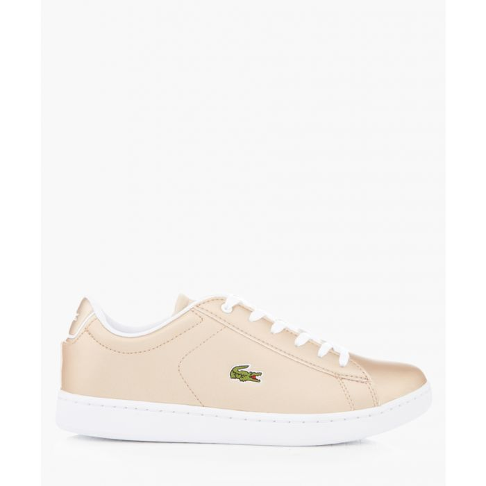 Image for Canaby Evo gold-tone trainers