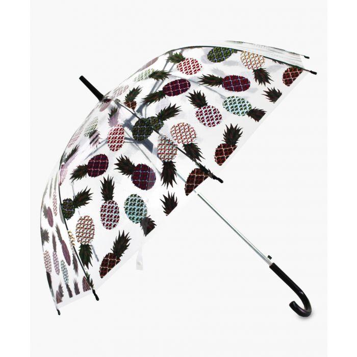 Image for Pineapple printed umbrella