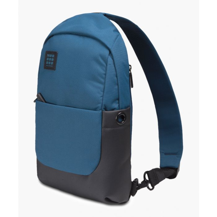 Image for Blue ID sling backpack