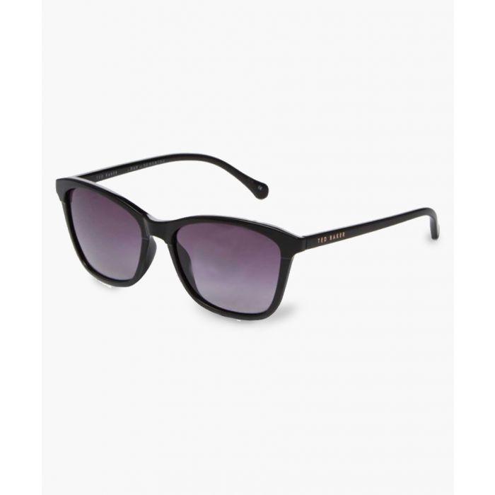 Image for Tari black sunglasses