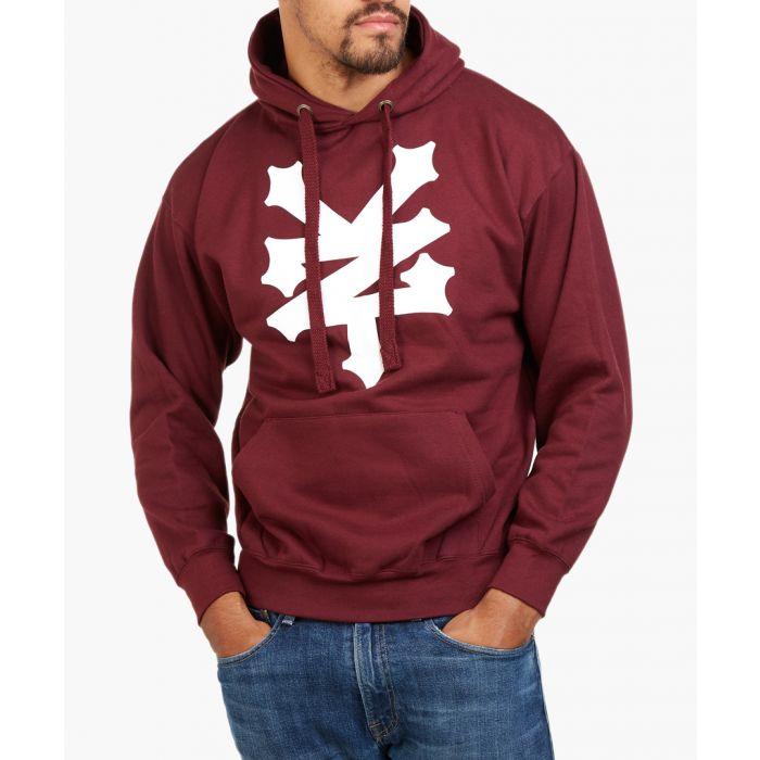 Image for Burgundy hoodie hoodie