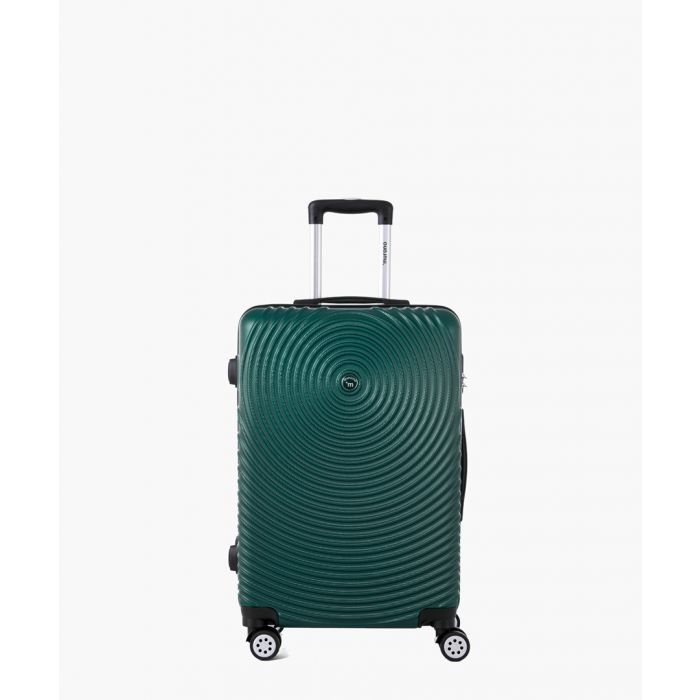 Image for Green spinner suitcase