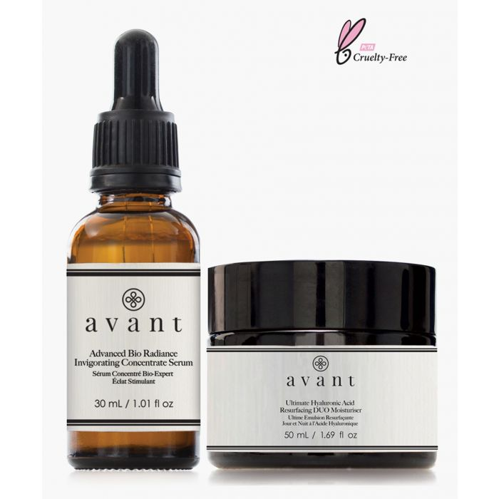 Image for 2pc anti-ageing alleviating radiance set