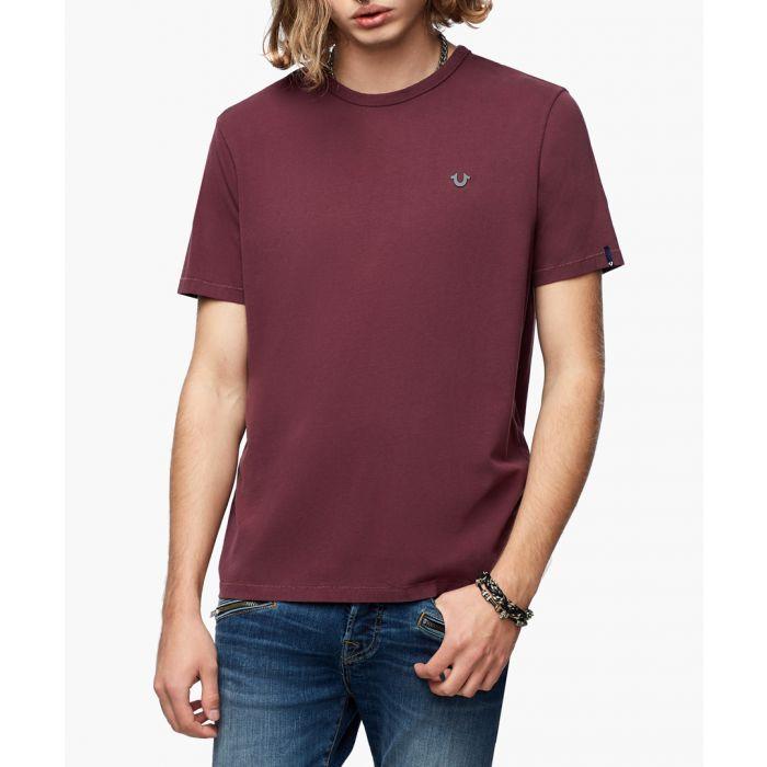 Image for True Religion Bordo T-Shirts