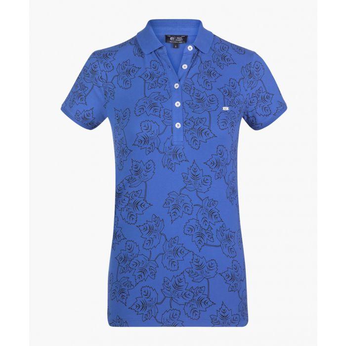 Image for Sax stretch cotton polo shirt