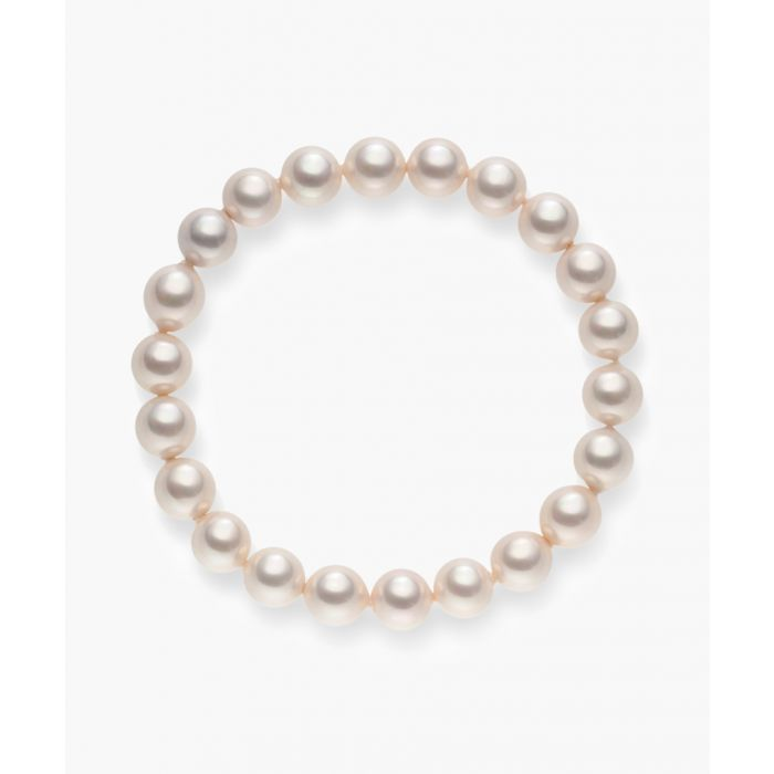 Image for Pink organic pearl bracelet