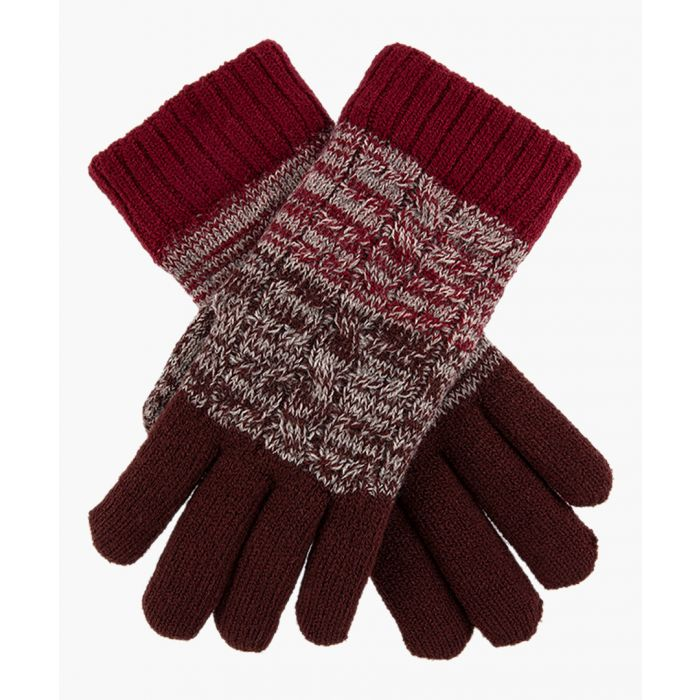 Image for Claret gloves
