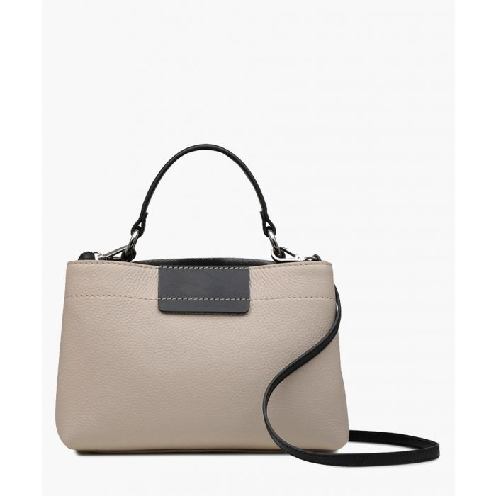 Image for Dove grey small shopper