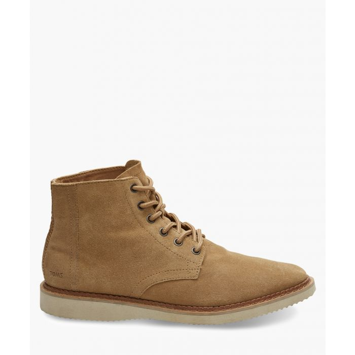 Image for Porter brown suede shoes