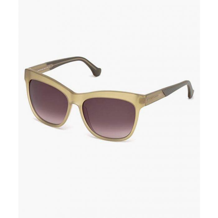 Image for Laurel gold-tone sunglasses