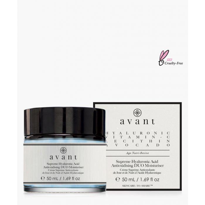 Image for 2pc supreme hyaluronic acid anti-oxidising moisturiser set
