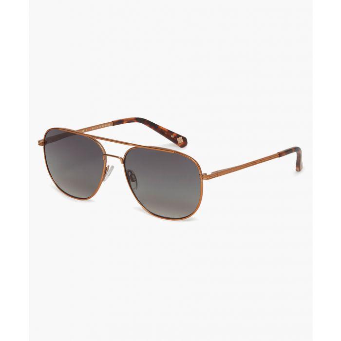 Image for Stokes bronze sunglasses