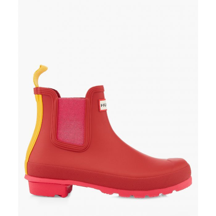 Image for Women's rubber Chelsea boots