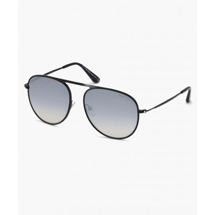 Image for Black and grey sunglasses