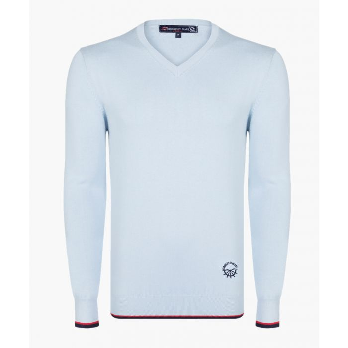Image for Light blue jumper