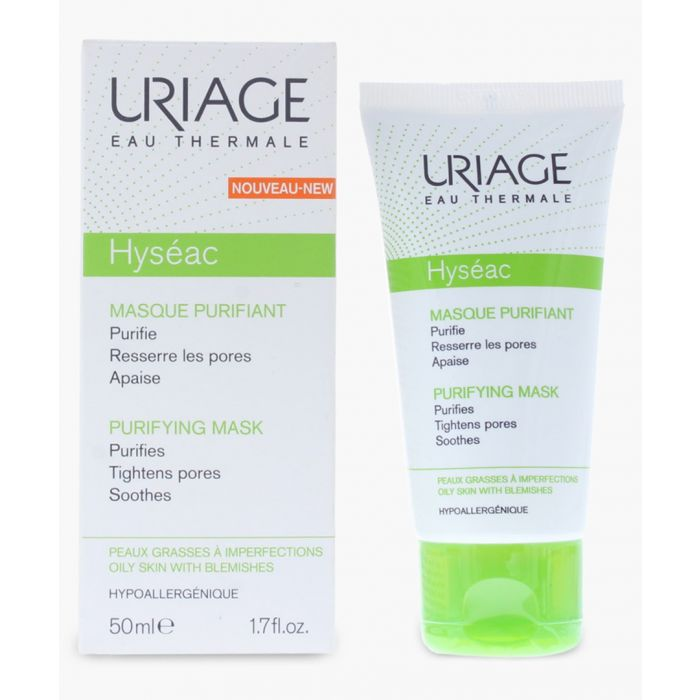 Image for Hyseac purifying mask 50ml