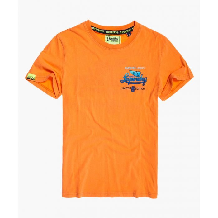 Image for Limited Icarus Hyper orange pure cotton classic lite T-shirt