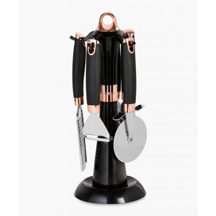 Image for 4pc Copper-tone gadget set