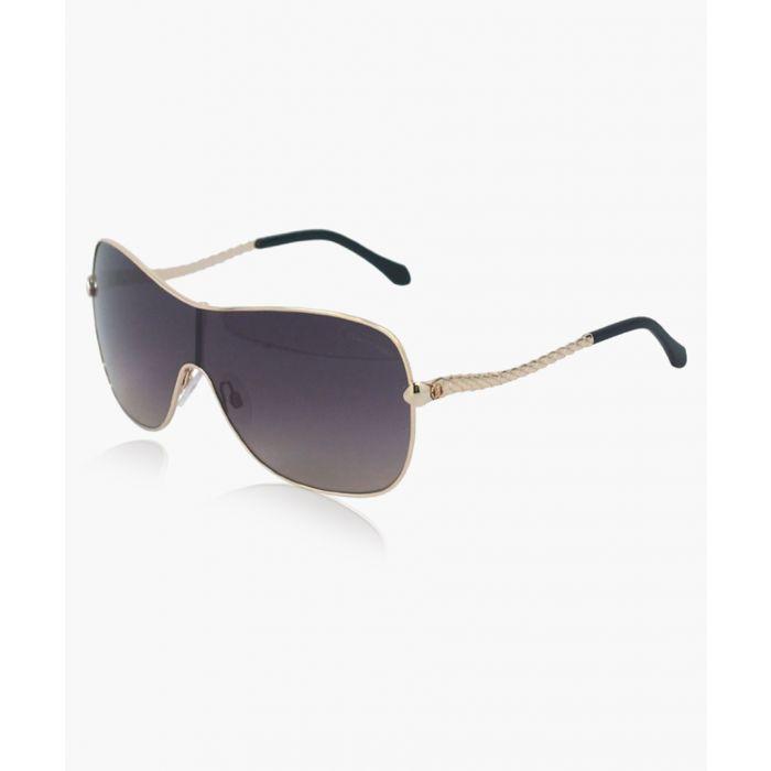 Image for Gold-tone sunglasses