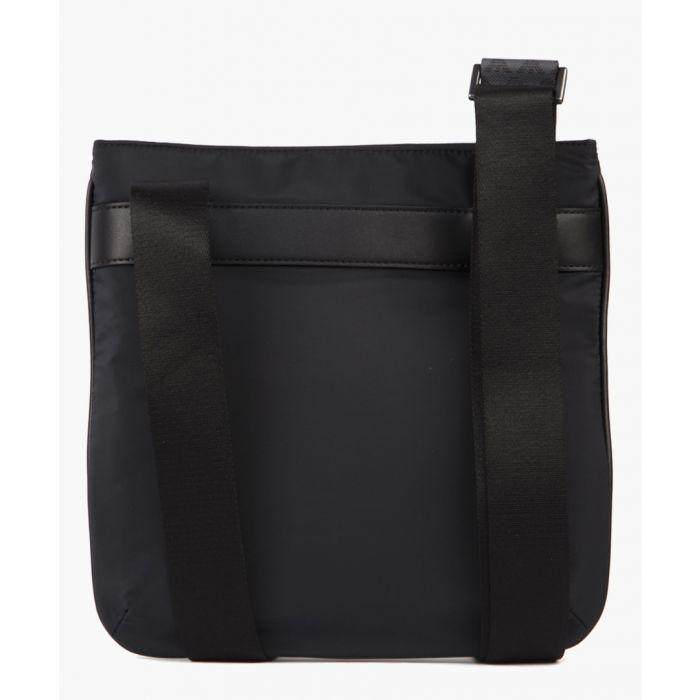 Image for Black logo shoulder bag