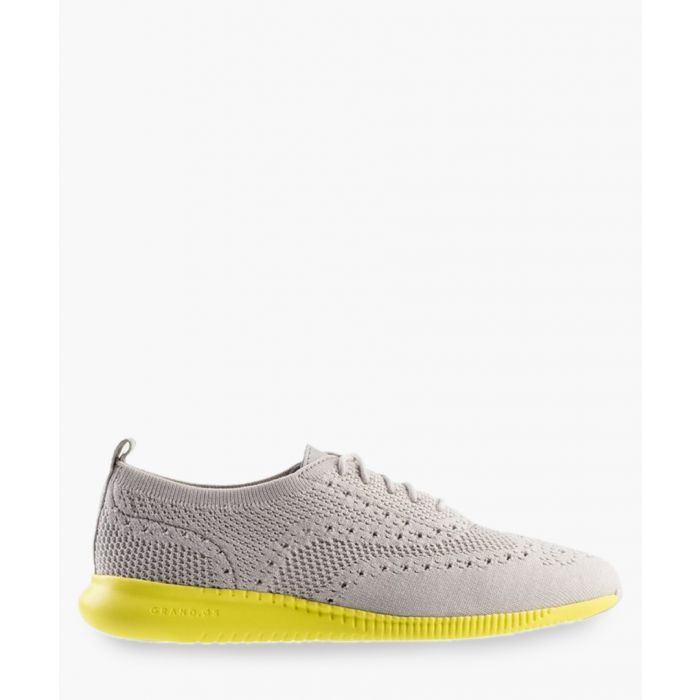 Image for Womens beige Oxford shoes