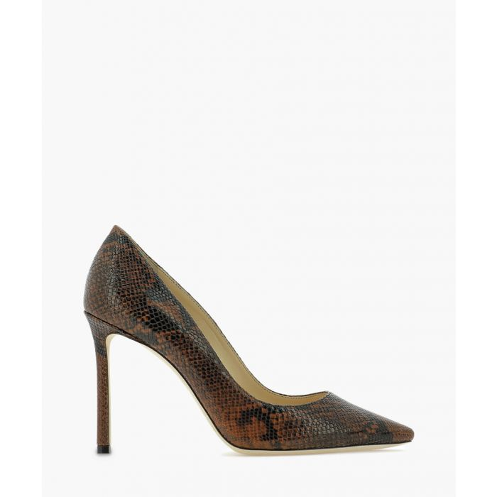 Image for Romy 100 multi-coloured leather pumps