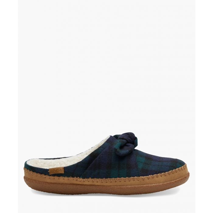 Image for Ivy green canvas shoes