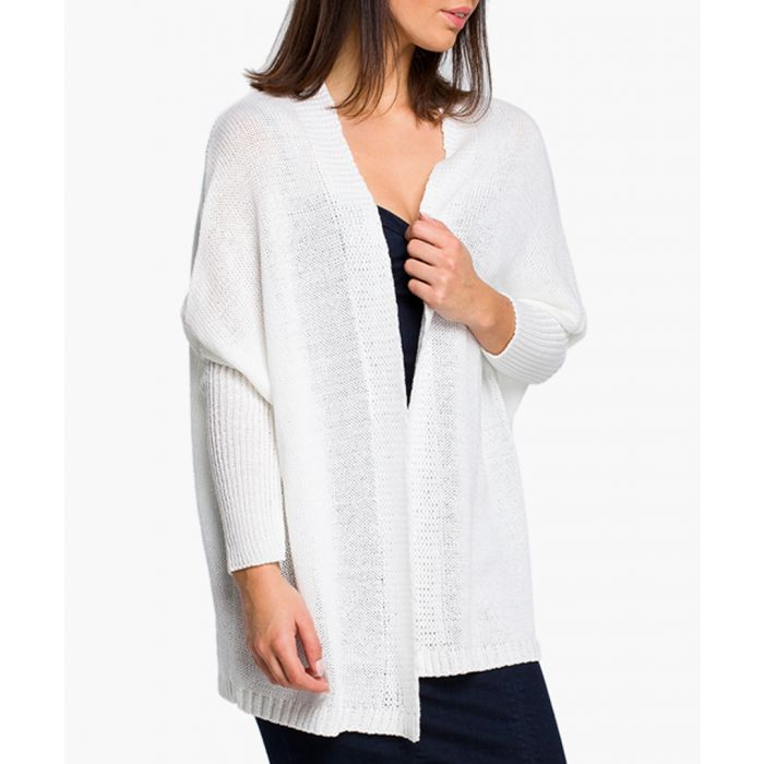 Image for White cardigan