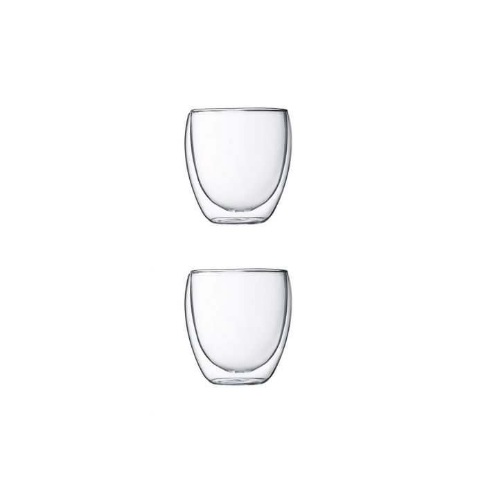 Image for 2pc glass  8oz