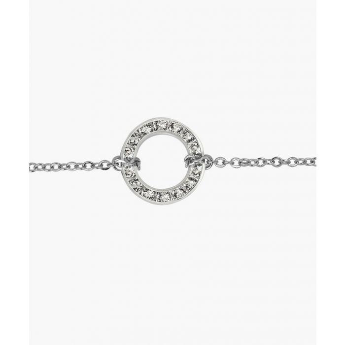 Image for Swarovski crystal circle bracelet