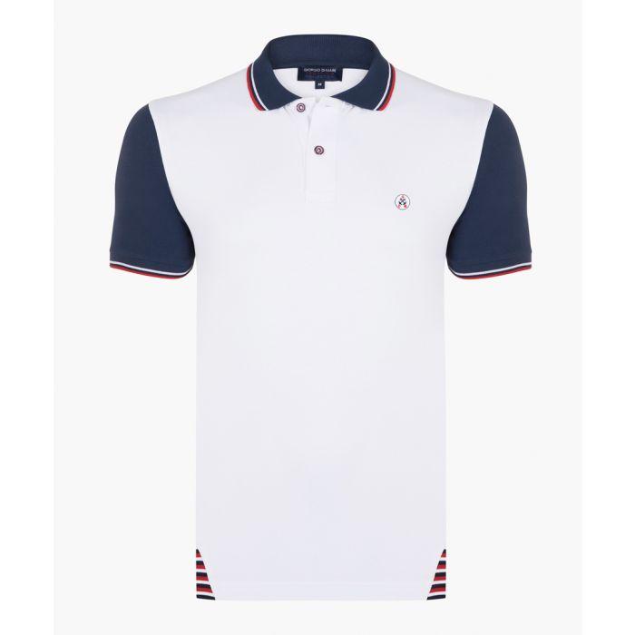 Image for White polo shirt