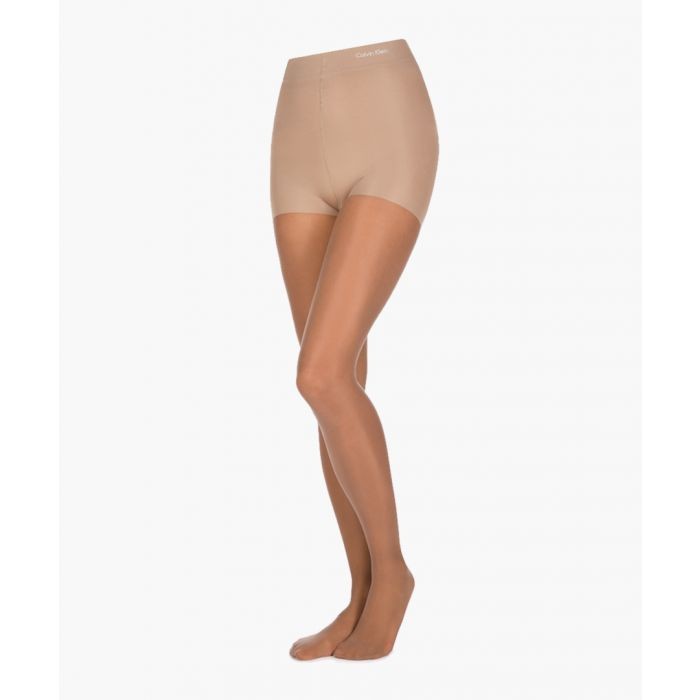 Image for 2pc Nude matte ultra sheer tights