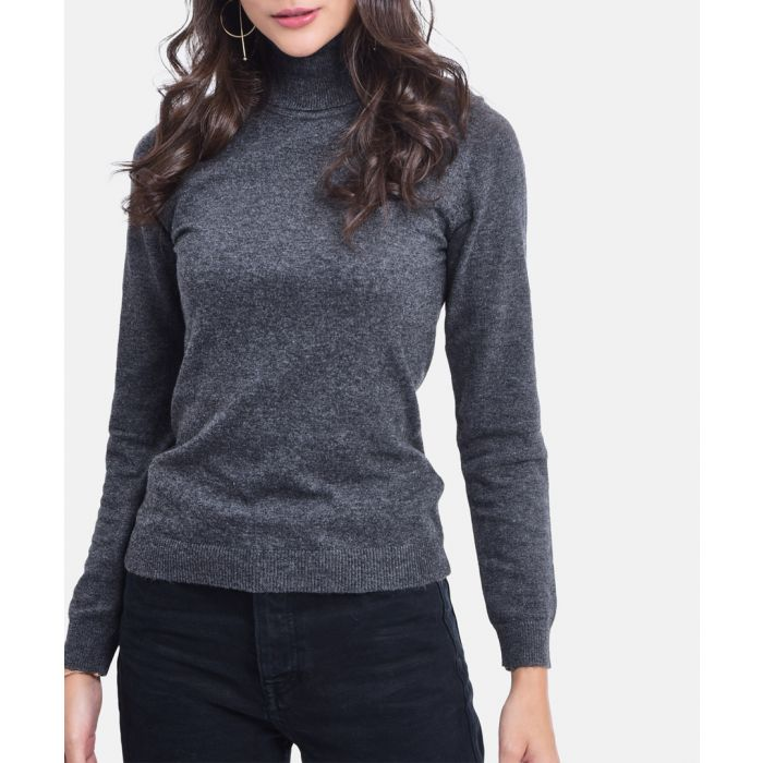 Image for Loup cashmere blend high neck sweater