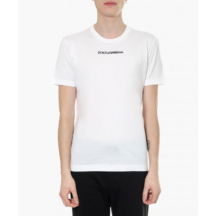 Image for White logo T-shirt
