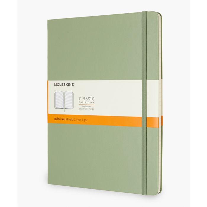 Image for Classic notebook extra large 19x25cm