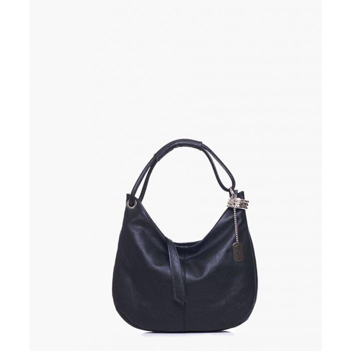 Image for Alba black shoulder bag