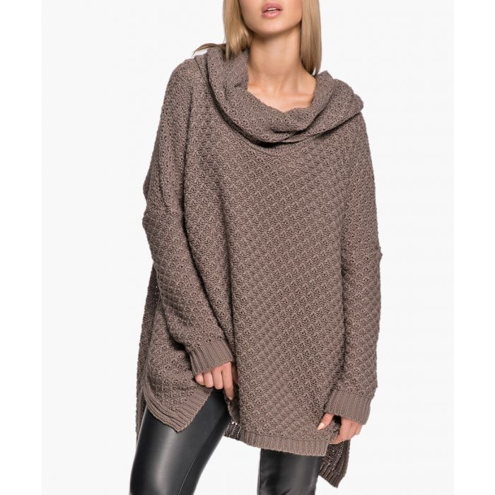 Image for Cappucino Knitted Sweater