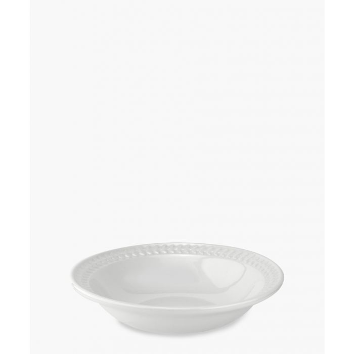 Image for 4pc Botanic Garden Harmony white pasta bowl set
