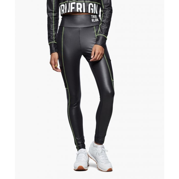 Image for True Religion BLACK Trousers / Joggers