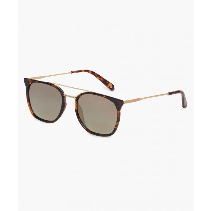 Image for Elkin brown sunglasses