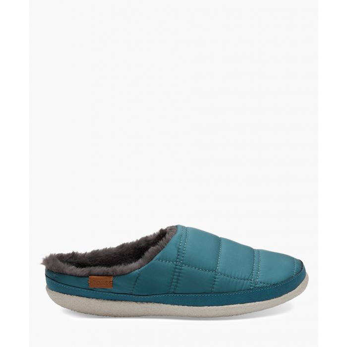 Image for Ivy blue canvas shoes