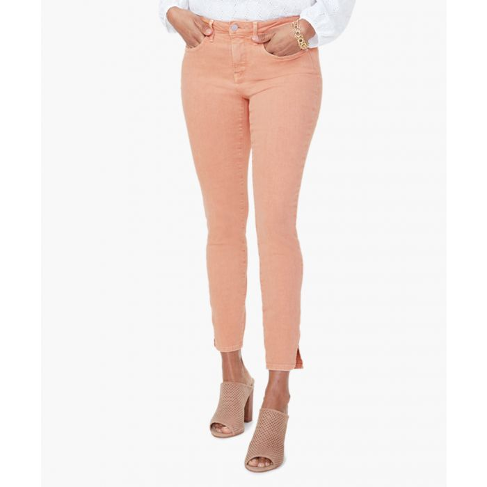 Image for Ami coral haze skinny ankle jeans