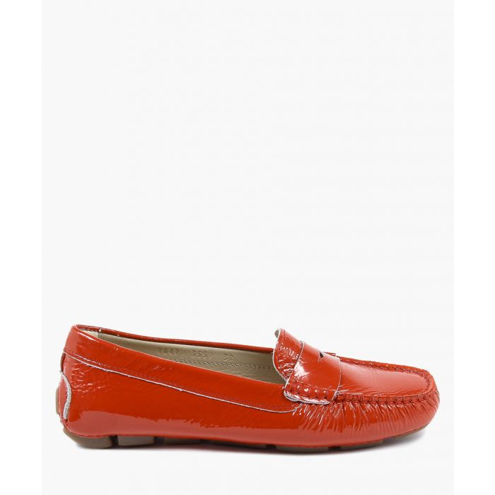 Image for Red loafers